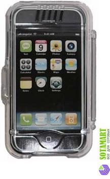 Чехол Crystal Case для Apple iPhone 2G