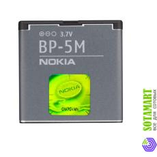 Аккумулятор для Nokia 5610 XpressMusic BP-5M ORIGINAL
