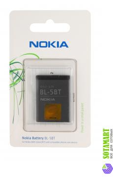 Аккумулятор для Nokia 7510 Supernova BL-5BT ORIGINAL