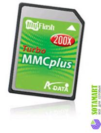 A-Data MMC Plus 4GB 200X