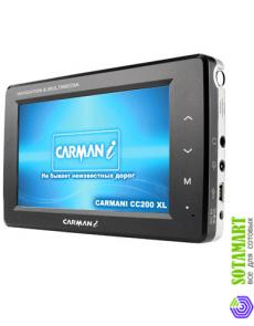 CARMANi CC200XL Navitel
